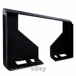1/2 Quick Attachment Mount Plate for Kubota Bobcat Skid Steer Grade 50 Steel