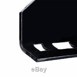 1/2 Steel Quick Attachment Mount Plate for Bobcat Kubota Skid Steer Adapter