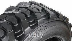 10-16.5 (10x16.5) Galaxy Skiddo Skid Steer Tire Pick Your Rim Color