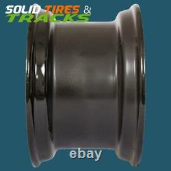 17.5x10.5 Skid Steer Wheels/Rims(2) 14x17.5/14-17.5 Fits John Deere 280, 317,325