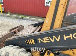 1988 New Holland L783 Diesel Skid Steer Loader Cheap