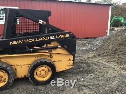 1997 New Holland L465 Skid Steer Loader Only 2900 Hours CHEAP