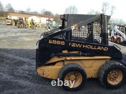 1998 New Holland LX565 Skid Steer Loader CHEAP