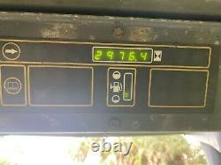 2006 New Holland LS180 Skid Steer Open Cab New OTR Tires Super Boom Aux