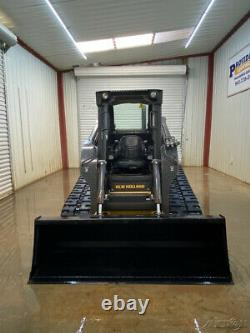 2014 New Holland C232 Skid Steer Track Loader With Manual Quick Attach