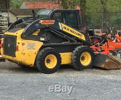 2014 New Holland L225 Skid Steer Loader with Cab Only 1200 Hours Coming Soon