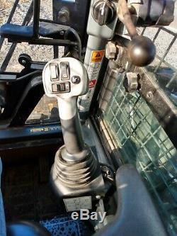 2015 New Holland L230 Skid Steer Loader Only 775 Hours, Loaded