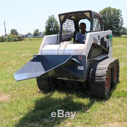 40 Tree Spade For Bobcat Kubota New Holland Quick Tach Skid Steers USA Made