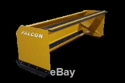 5' Falcon Snow Pusher for Skid Steer or Tractor