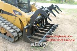 72 Skid Steer Root Grapple