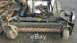 84 Harley Rake Attachment for Skid steer