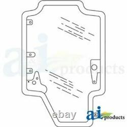 84415734G Fits Ford New Holland Glass Only, No Metal Frame Fits Skid Steers