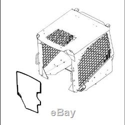 87635930 Front Door Glass Fits New Holland Skid Steer FREE SHIPPING