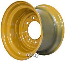 9.75x16.5 New Holland LS180 LS185 L-781 L-783 Skid Steer Wheel Rim 12-16.5 Tire