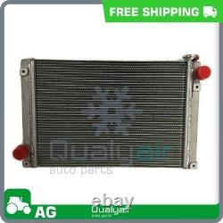 AC Radiator 84475176 fits Medium Frame Skid Steer Case New Holland QAC