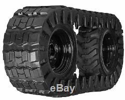 Bobcat S330 Over Tire Track for 12-16.5 Skid Steer Tires OTTs