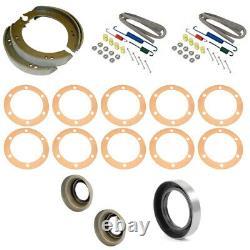Brake Shoe Repair Kit Fits Ford/Fits New Holland Tractors 9N 2N