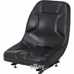 Concentric 460 Seat Bobcat New Holland, Case, Deere, Gehl Skid Steer Loaders #nm