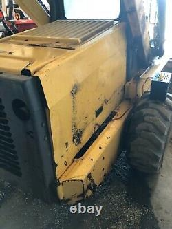 Engine Covers Pair New Holland Skid Steer Loader Ls190 Lx985
