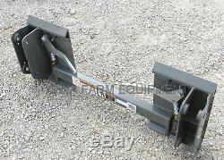 Ford/New Holland/Case IH Skid Steer Adapter 100TL, 110TL, 7106,7108,7308, L130