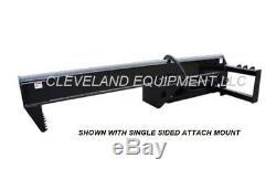 NEW 35 TON LOG / WOOD SPLITTER ATTACHMENT for Bobcat Skid Steer Track Loader
