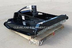 NEW 42 HD BRUSH CUTTER MOWER ATTACHMENT Bobcat 463 Mini Skid Steer Track Loader