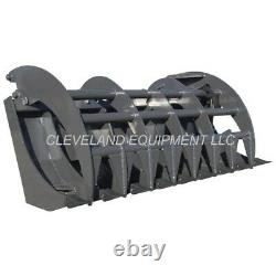 NEW 72 CID X-TREME DUTY GRAPPLE RAKE ATTACHMENT for Skid Steer / Track Loaders