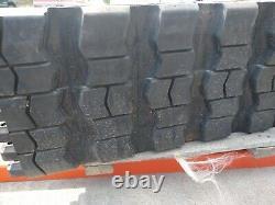 NEW CAMSO Skid Steer Over The Tire Rubber Tracks Kit 12-16.5 x 33 OTT HXD
