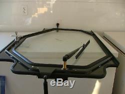 NEW Cab Enclosure Door for New Holland LS160, LS170, LS180, LS190 Skid Steer