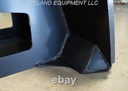 NEW HD CONCRETE SLAB REMOVAL BUCKET Skid-Steer Attachment Claw Caterpillar Cat