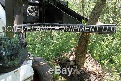 NEW HD TREE & POST PULLER ATTACHMENT Skid Steer Loader Ripper Holland John Deere