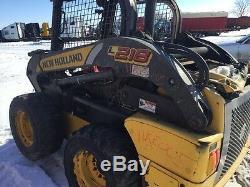 NEW HOLLAND L218 Skid Steer Loader Arm, Heat Exposure, P/N 84375774