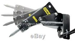 NEW STANLEY MB05 HYDRAULIC CONCRETE BREAKER ATTACHMENT Bobcat Skid Steer Loader
