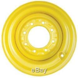 New 16.5X9.75X8 Skid Steer Wheel/Rim for CAT 236 242 246 248 252 262 272