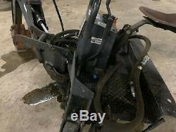 New Holland B-104 Backhoe Skid Steer Attachment B104 L450 L550 L780 Series