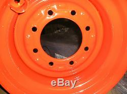 New Holland L-565 LX-585 skid-steer wheel / rim for tire size 10-16.5 10165