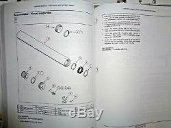 New Holland L221 L228 C227 C232 Tier 4B Skid Loader Service Manual 5/15 Original