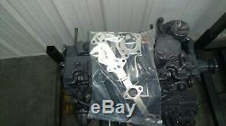 New Holland L223 Skid Steer Loader Reman Shibaura Engine N844LT