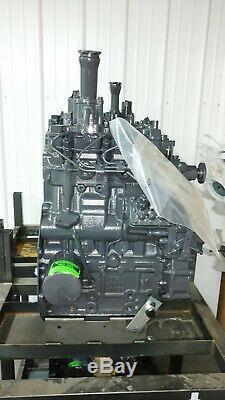 New Holland L465 LX465 L485 LX485 Skid Steer loader Reman Engine Shibaura N843