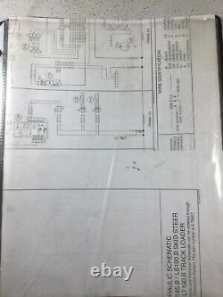 New Holland LS180. B, LS185. B, LS190. B, LT185. B Skid Steers Service Manual Set