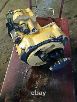 New Holland LS180 LX885 gearbox planetary skid steer Right Hand late style