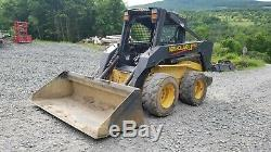 New Holland Ls190 Track Skid Steer Ready To Work In Pa! We Finance