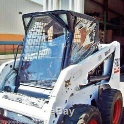 New Holland Skid Steer Cab Enclosure Kit by Cardinal, Available for most models
