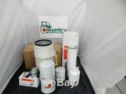 New Holland Skid Steer Filter Kit for LX465 LX485 LX565 LX665 L465 L565 LS140