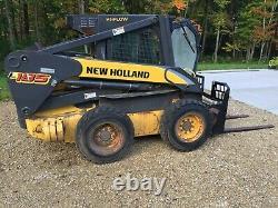 New Holland Skid Steer L185