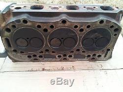 New Holland Skid Steer Oem Cylinder Head Assy. 87801330, 87802938