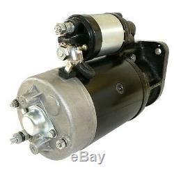 New Holland Skid Steer Starter L781 L783 L785 L865 Ls180 Lx865 Lx885 86513093