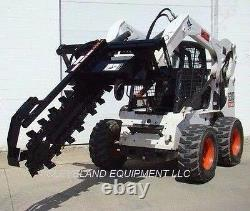 New Premier T150 Trencher Skid Steer Loader Attachment