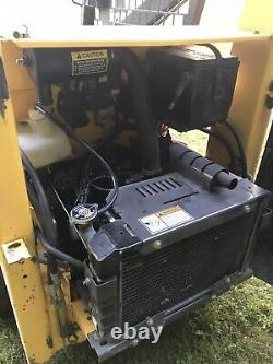 New holland L125 Diesel skid steer skidsteer cheap READ DESCRIPTION bobcat S70