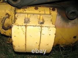 New holland c190, L190, L185. L180 skid steer loader counter weights